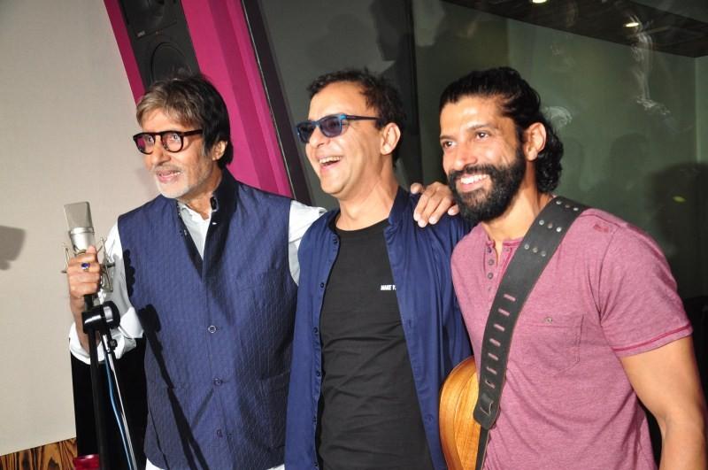 Wazir,Amitabh Bachchan,Farhan Akhtar,Atrangi Yaari,Amitabh Bachchan and Farhan Akhtar