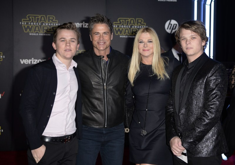 Star Wars world premiere,celebs at Star Wars world premiere,Star Wars world premiere show,Star Wars: The Force Awakens