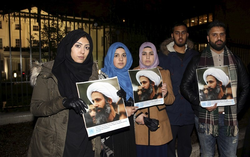 Saudis Execute Shiite Cleric,Iranian protesters,Shiite Muslim,Saudi Arabia,Shiite cleric,Saudi Embassy,Iran as protests rage