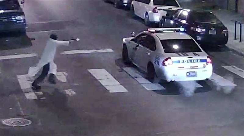 Philadelphia,Philadelphia police,West Philadelphia,Police shooting,Police officer shot,Philadelphia police officer shot,injured in car,in the name of Islam,Gunman ambushes Philadelphia cop,Gunman ambushes cop