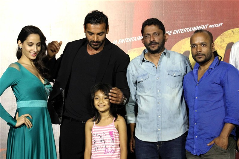 John Abraham,John Abraham at Rocky Handsome Trailer Launch,Rocky Handsome Trailer Launch,Rocky Handsome Trailer,rocky handsome trailer,bollywod movie Rocky Handsome,Rocky Handsome Trailer Launch pics,Rocky Handsome Trailer Launch images,Rocky Handsome Tra