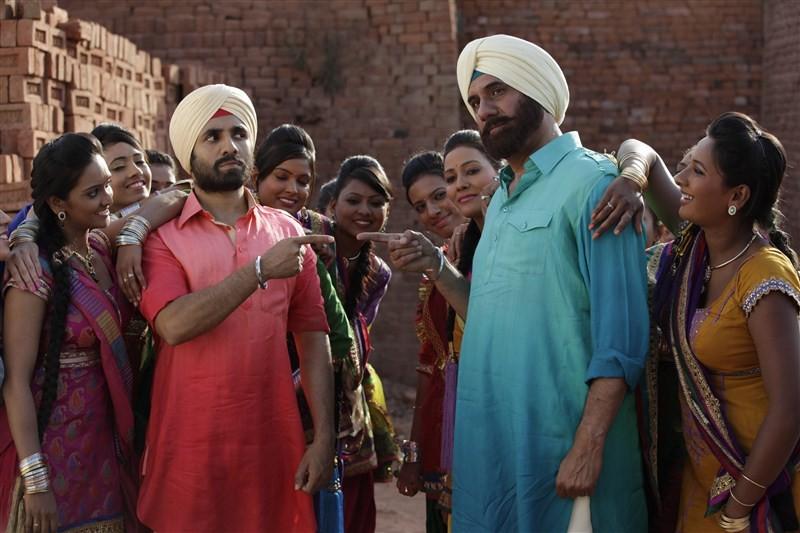 Vir Das and Boman Irani in Santa Banta,Vir Das,Boman Irani,Santa Banta Pvt Ltd,bollywood movie Santa Banta Pvt Ltd.,bollywood movie Santa Banta Pvt Ltd,Vir Das and Boman Irani