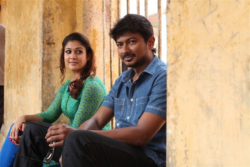 Nannbenda,Udhayanidhi Stalin and Nayantara,Udhayanidhi Stalin,Nayantara,Good Evening,Good Evening movie stills,Good Evening movie pics,Good Evening movie images,Good Evening movie photos,Good Evening movie pictures,Telugu movie Good Evening