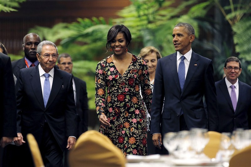Obama visits Cuba,President Barack Obama,Barack Obama,Cuba,Barack Obama makes a historic trip to Cuba,U.S. president