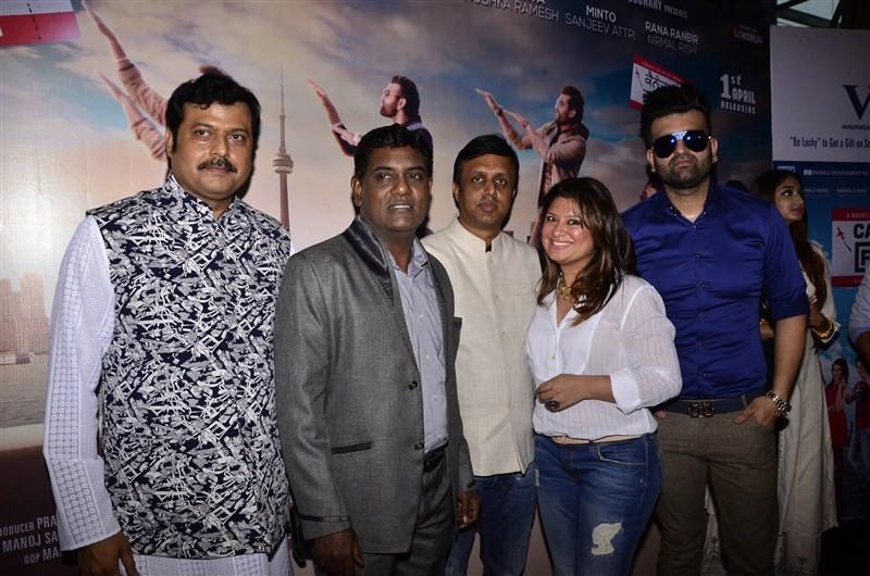 Govinda,actor Govinda,Canada Di Flight,Punjabli movie Canada Di Flight,Govinda appreciates Canada Di Flight film,Bollywood actor Govinda