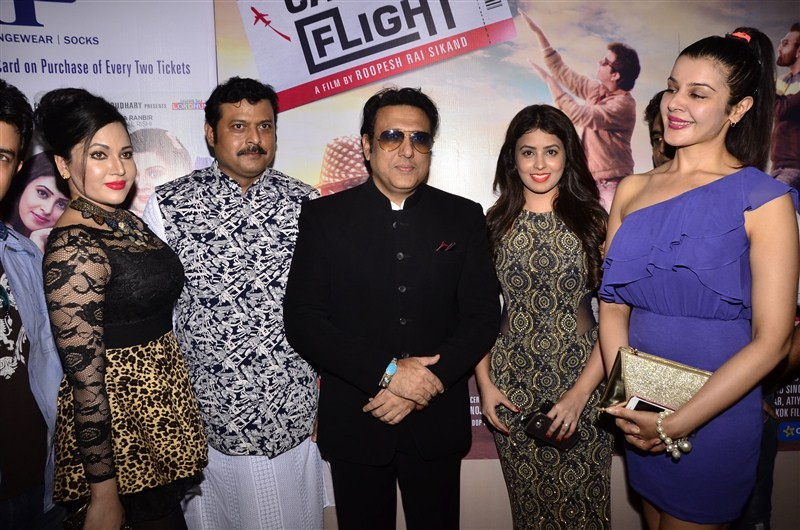 Govinda,actor Govinda,Canada Di Flight,Punjabli movie Canada Di Flight,Govinda appreciates Canada Di Flight film,Bollywood actor Govinda