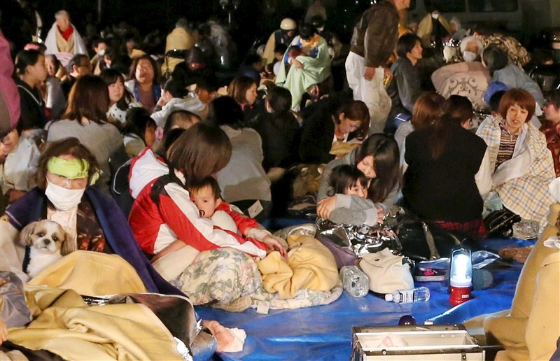 Earthquake rattles Japan,Earthquake,Earthquake in Japan,Japan earthquake,Deadly earthquake,magnitude 6.4