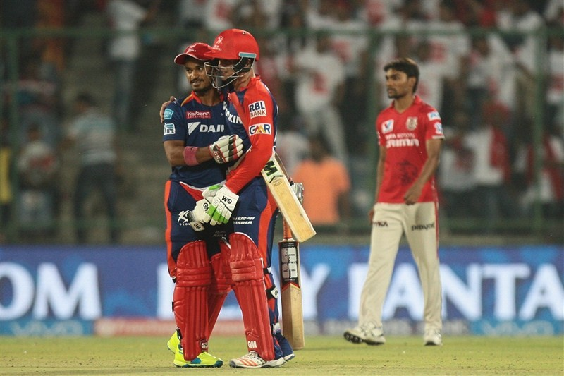 Delhi Daredevils beat Kings XI Punjab by 8 wickets,Delhi Daredevils beat Kings XI Punjab,Delhi Daredevils vs Kings XI Punjab,Delhi Daredevils,Kings XI Punjab,Amit Mishra,Leg-spinner Amit Mishra,Indian Premier League,Indian Premier League 2016,Indian Premi