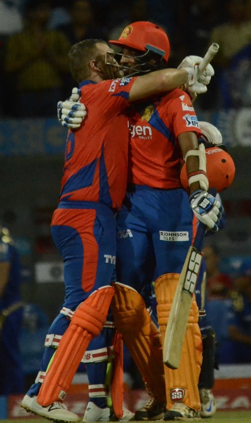 Gujarat Lions beat Mumbai Indians by 3 wickets,Gujarat Lions beat Mumbai Indians,Gujarat Lions vs Mumbai Indians,Gujarat Lions,Mumbai Indians,Indian Premier League,Indian Premier League 2016,Indian Premier League 9,IPL,IPL 2016,IPL 9