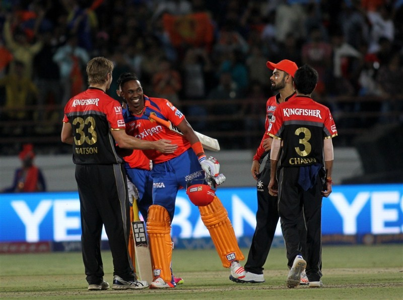 Gujarat Lions beat Royal Challengers Bangalore,Gujarat Lions,Royal Challengers Bangalore,RCB,Virat Kohli,GL vs RCB,Dhoni,Indian Premier League,Indian Premier League 2016,Indian Premier League 9,IPL pics,IPL images,IPL photos,IPL pictures