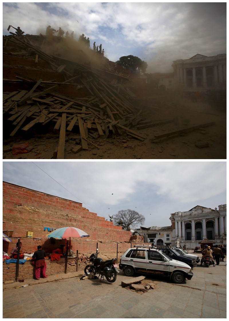 Nepal,Nepal earthquake,Nepal Before and after the earthquake,Nepal Before and after,earthquake