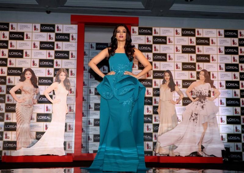 Aishwarya Rai Bachchan,Aishwarya Rai,Aishwarya Rai Bachchan launches L'Oreal Paris Cannes 2016 collection,L'Oreal Paris Cannes 2016 collection,L'Oreal Paris Cannes 2016,actress Aishwarya Rai Bachchan,Aishwarya Rai Bachchan pics,Aishwarya Ra