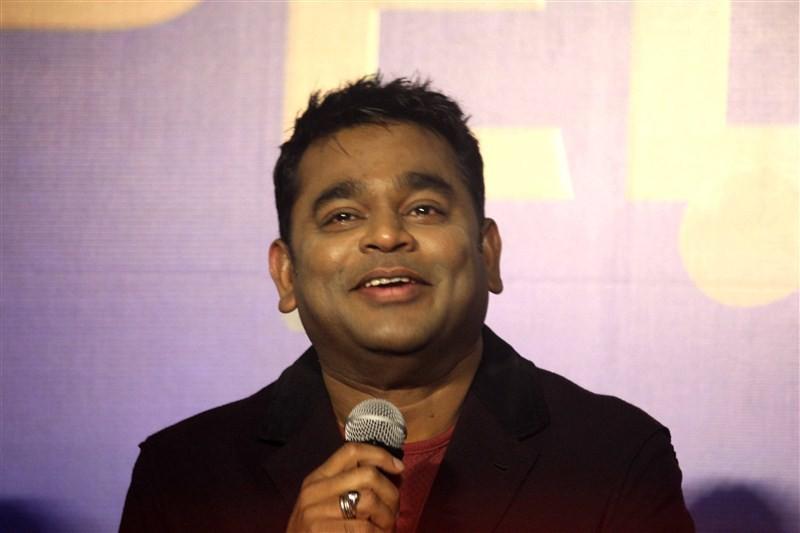 AR Rahman,AR Rahman launches trailer of 'Pele: Birth of a Legend',Pele: Birth of a Legend trailer,Pele: Birth of a Legend,hollywood movie Pele: Birth of a Legend,Oscar-winning composer A.R. Rahman,AR Rahman pics,AR Rahman images,AR Rahman stills