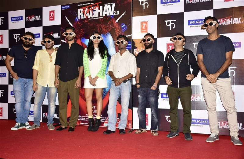 Nawazuddin Siddiqui,Raman Raghav 2.0's trailer launch,Raman Raghav 2.0's trailer,Raman Raghav 2.0's,Raman Raghav,Raman Raghav 2.0's trailer launch pics,Raman Raghav 2.0's trailer launch images,Raman Raghav 2.0's trailer launc