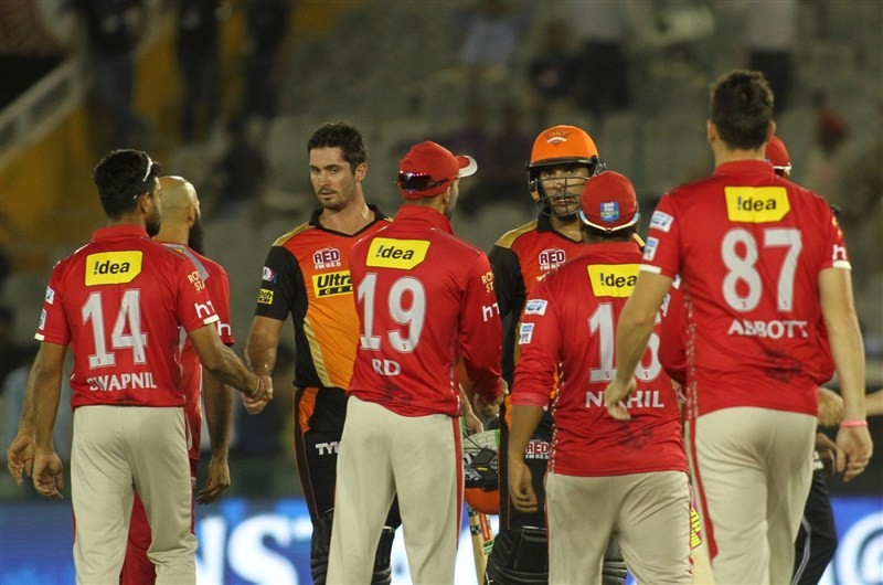 Sunrisers Hyderabad trash Kings XI Punjab by 7 wkts,Sunrisers Hyderabad trash Kings XI Punjab,Sunrisers Hyderabad beat Kings XI Punjab,Sunrisers Hyderabad,Kings XI Punjab,IPL 2016,IPL pics,IPL images,IPL photos,IPL stills,IPL pictures