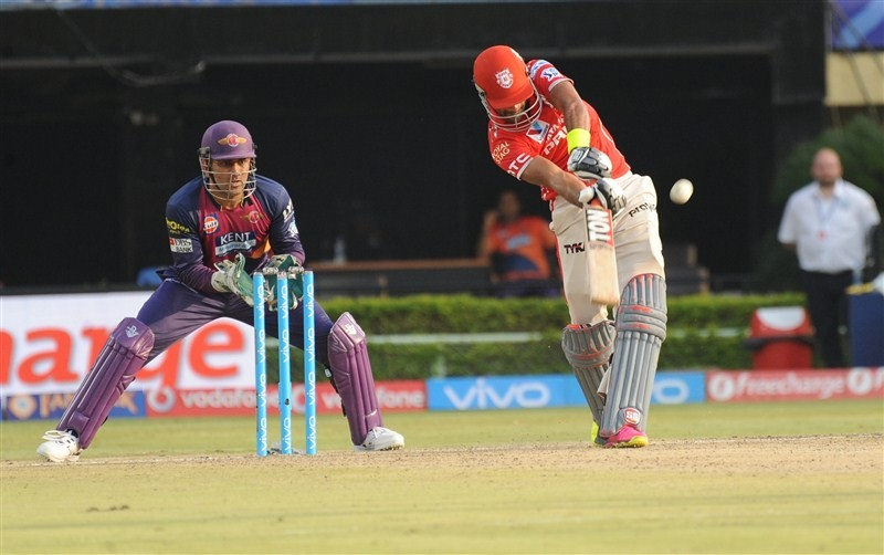 Rising Pune Supergiants trash Kings XI Punjab,Rising Pune Supergiants,Kings XI Punjab,Mahendra Singh Dhoni,Dhoni,Indian Premier League,Indian Premier League 2016,Indian Premier League 9,IPL 2016,IPL pics,IPL images,IPL photos,IPL stills