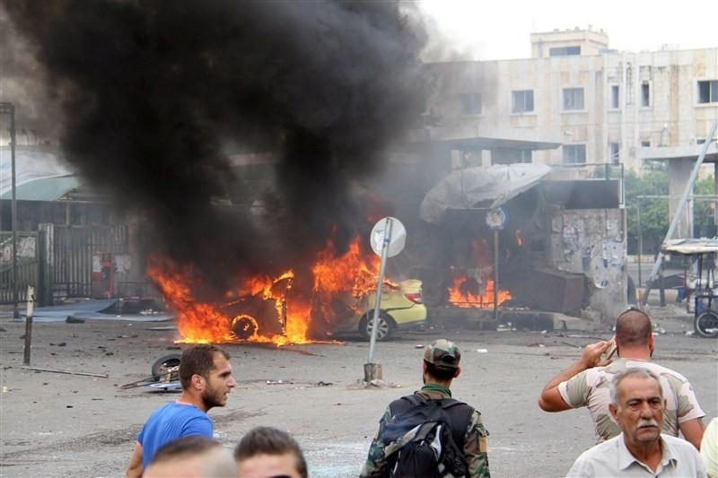 ISIS bombs hit Assad,ISIS,Jableh,Tartous,Mediterranean coast,Syria Conflict,ISIS Bombs Kill Dozens,Syria civil war