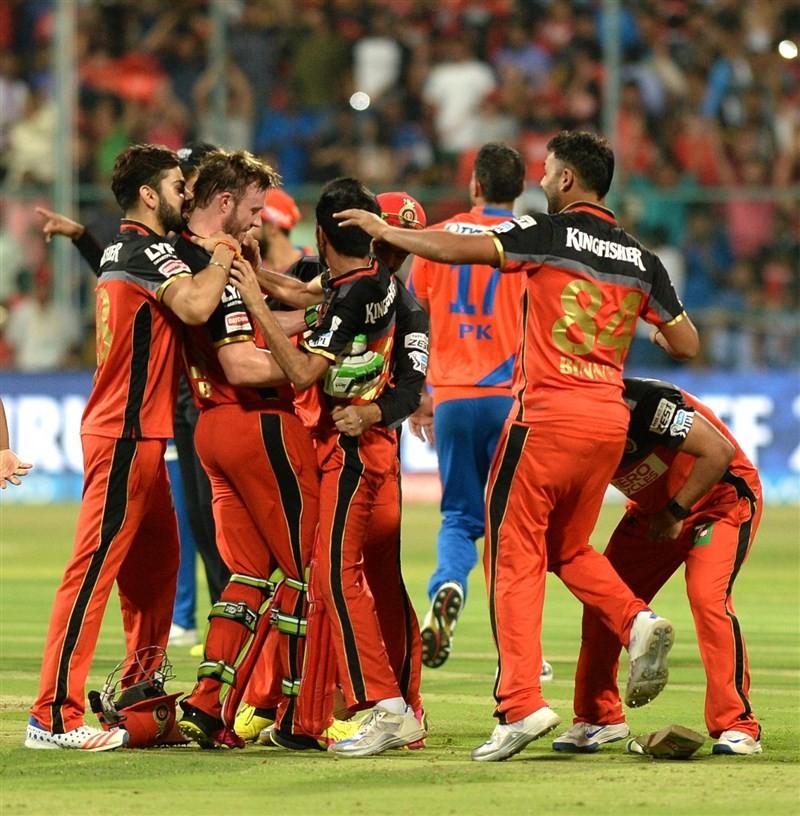 IPL 2016 playoffs,IPL 2016,Royal Challengers Bangalore,Gujarat Lions,Chinnaswamy Stadium,RCB,RCB vs GL