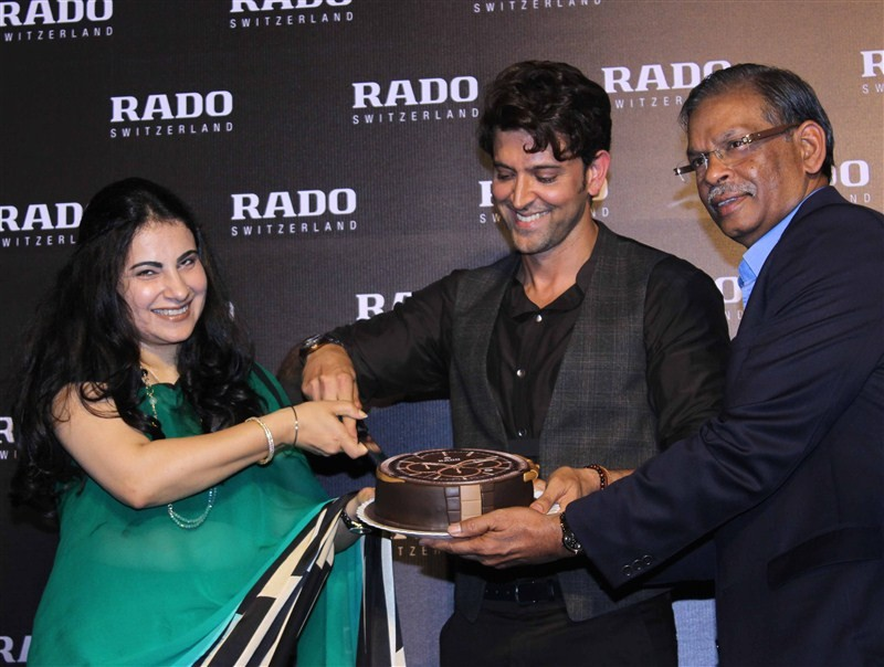 Hrithik Roshan,Rado Brown high-tech ceramic collection,Rado Brown,Rado Brown high-tech,actor Hrithik Roshan,Hrithik Roshan pics,Hrithik Roshan images,Hrithik Roshan photos,Hrithik Roshan stills,Hrithik Roshan pictures,Swiss watchmaker
