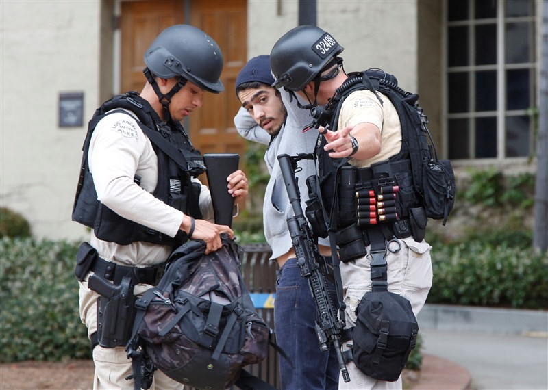 Shooting at UCLA campus,UCLA campus,University of California,Los Angeles,murder-suicide