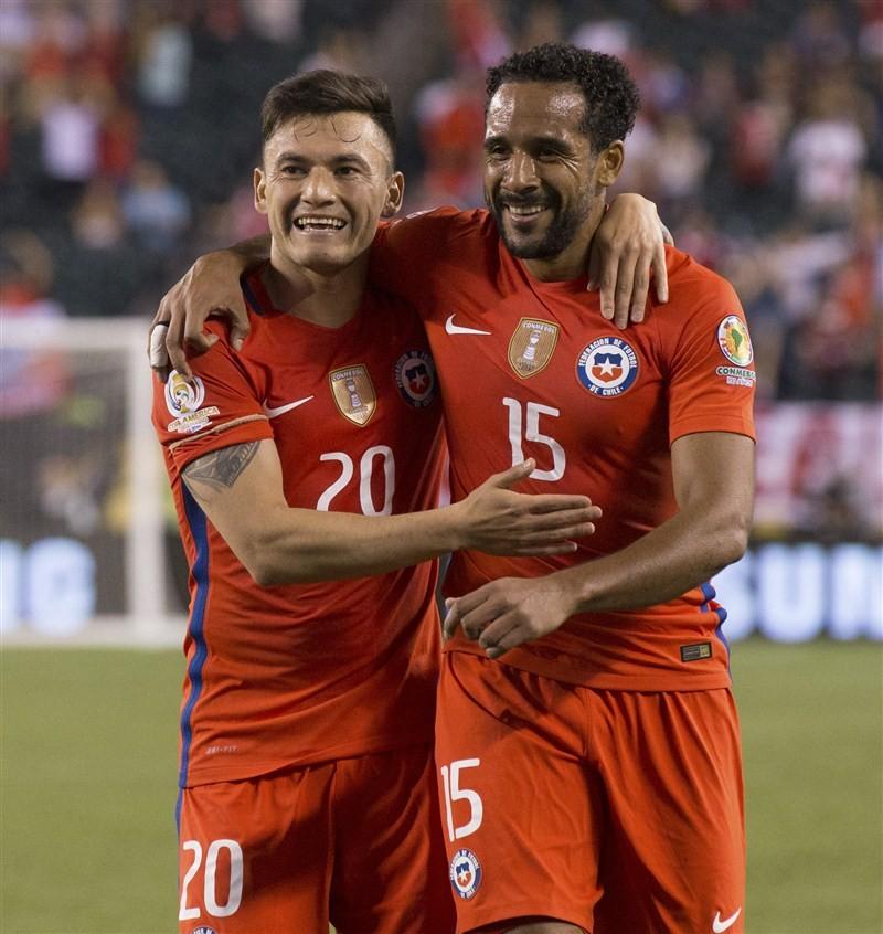 Eduardo Vargas,Alexis Sánchez,Chile v Panama,Chile beats Panama,Chile wins Panama,Lincoln Financial Field
