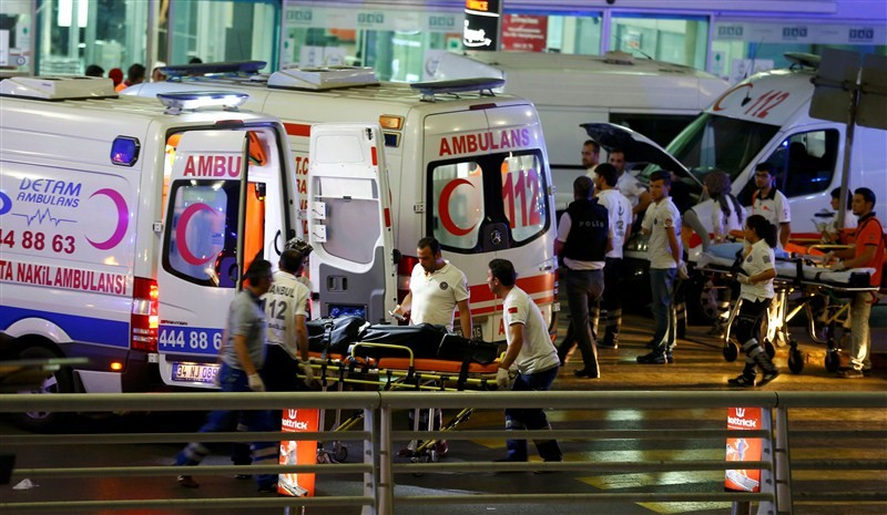 Istanbul airport,Deadly blasts at Istanbul airport,blast at Istanbul airport,Istanbul airport blast,Istanbul Ataturk,suicide bombers,suicide bomb