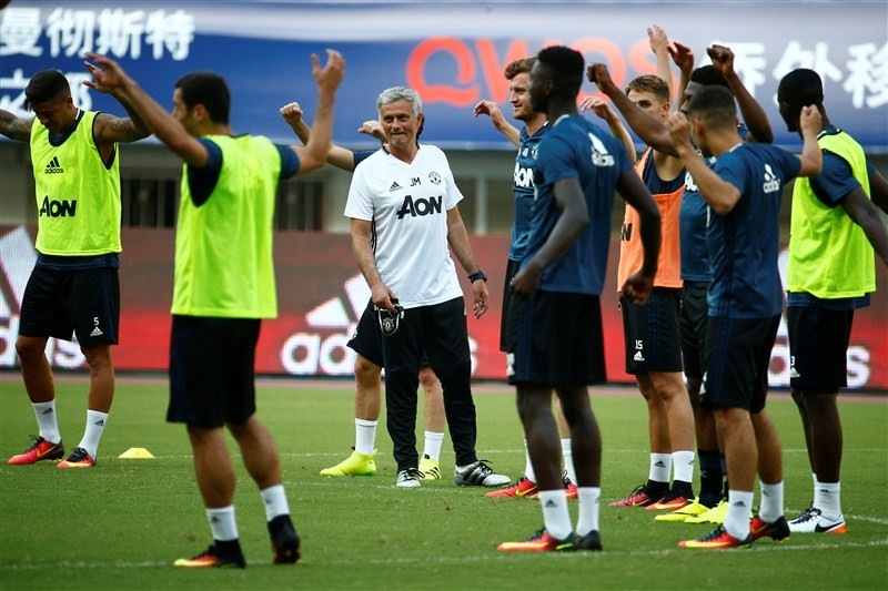 Champions Cup 2016,Champions Cup,Manchester United,Manchester United training session,Manchester United training session pics,Manchester United training session images,Manchester United training session pictures