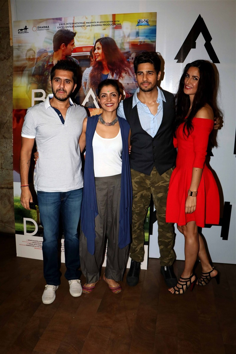 Baar Baar Dekho Trailer,Baar Baar Dekho Trailer launch,Katrina Kaif,Sidharth Malhotra,Baar Baar Dekho Trailer launch pics,Baar Baar Dekho Trailer launch images,Baar Baar Dekho Trailer launch photos,Baar Baar Dekho Trailer launch stills,Baar Baar Dekho Tra