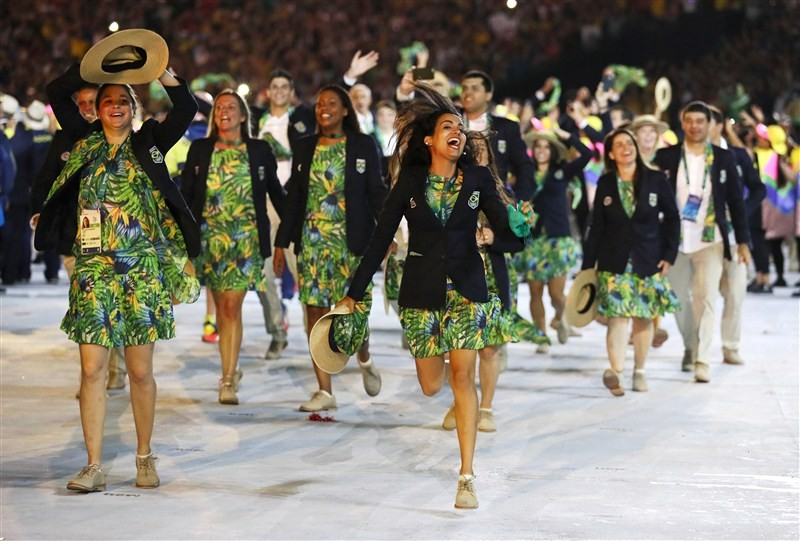 Rio Opening Ceremony,Rio Opening 2016,Rio Opening 2016 Ceremony,Athlete parade,Rio Opening Ceremony pics,Rio Opening Ceremony images,Rio Opening Ceremony photos,Rio Opening Ceremony stills,Rio Opening Ceremony pictures