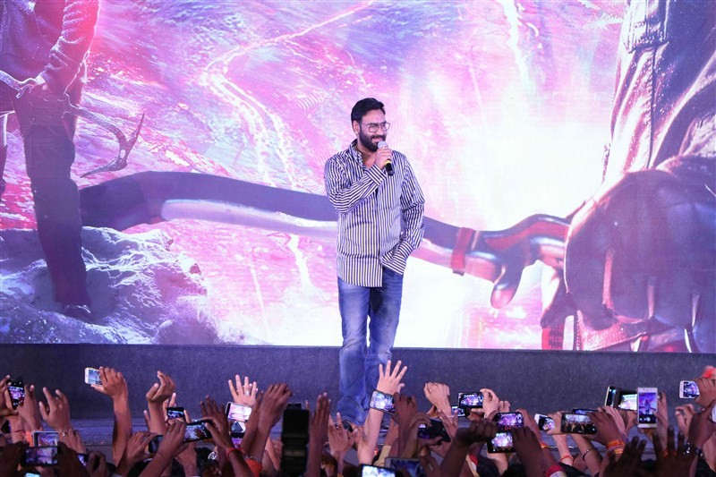 Shivaay trailer launch,Shivaay trailer,Ajay Devgn,Erika Kaar,Sayyeshaa,Shivaay trailer launch pics,Shivaay trailer launch images,Shivaay trailer launch photos,Shivaay trailer launch stills,Shivaay trailer launch pictures
