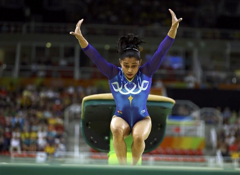 Gymnast Dipa Karmakar,Dipa Karmakar,Olympic vault final,vault final,Dipa Karmakar finishes fourth,Dipa Karmakar fourth,Rio Olympics 2016,Rio Olympics vault final,Rio Olympics final vault,final vault