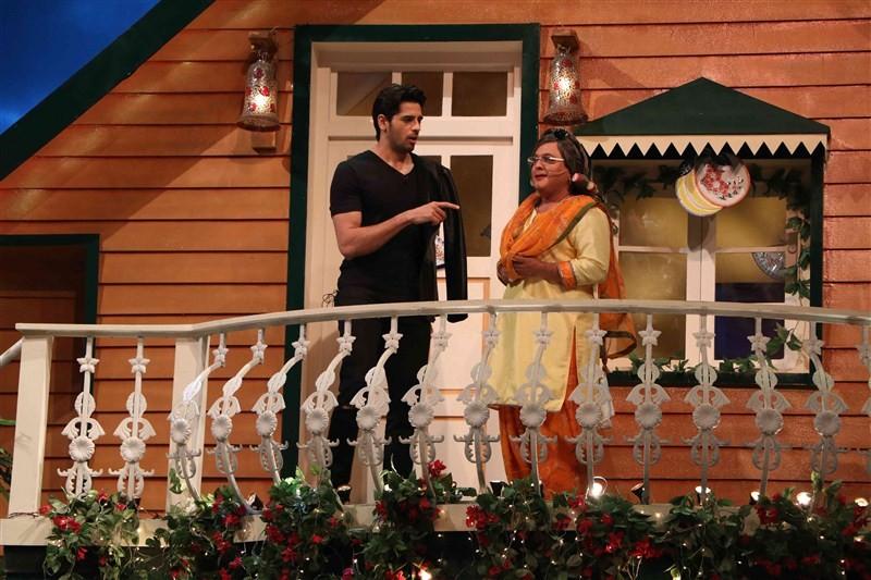 Baar Baar Dekho,bollywood movie Baar Baar Dekho,Sidharth Malhotra and Katrina Kaif,Sidharth Malhotra,Katrina Kaif,Baar Baar Dekho promotions,The Kapil Sharma Show,Kapil Sharma Show