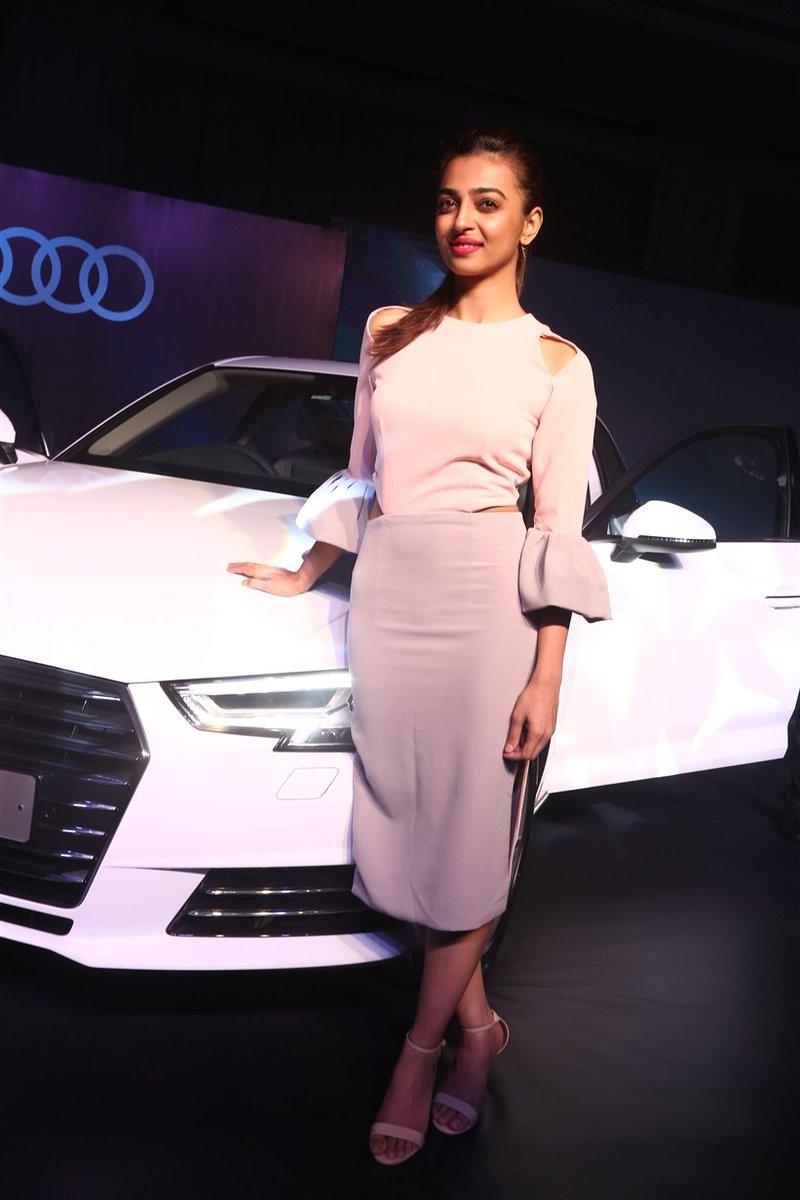 Radhika Apte,Radhika Apte launches Audi A4,Audi A4,Next Gen Audi A4,Radhika Apte latest pics,Radhika Apte latest images,Radhika Apte latest photos,Radhika Apte latest pictures