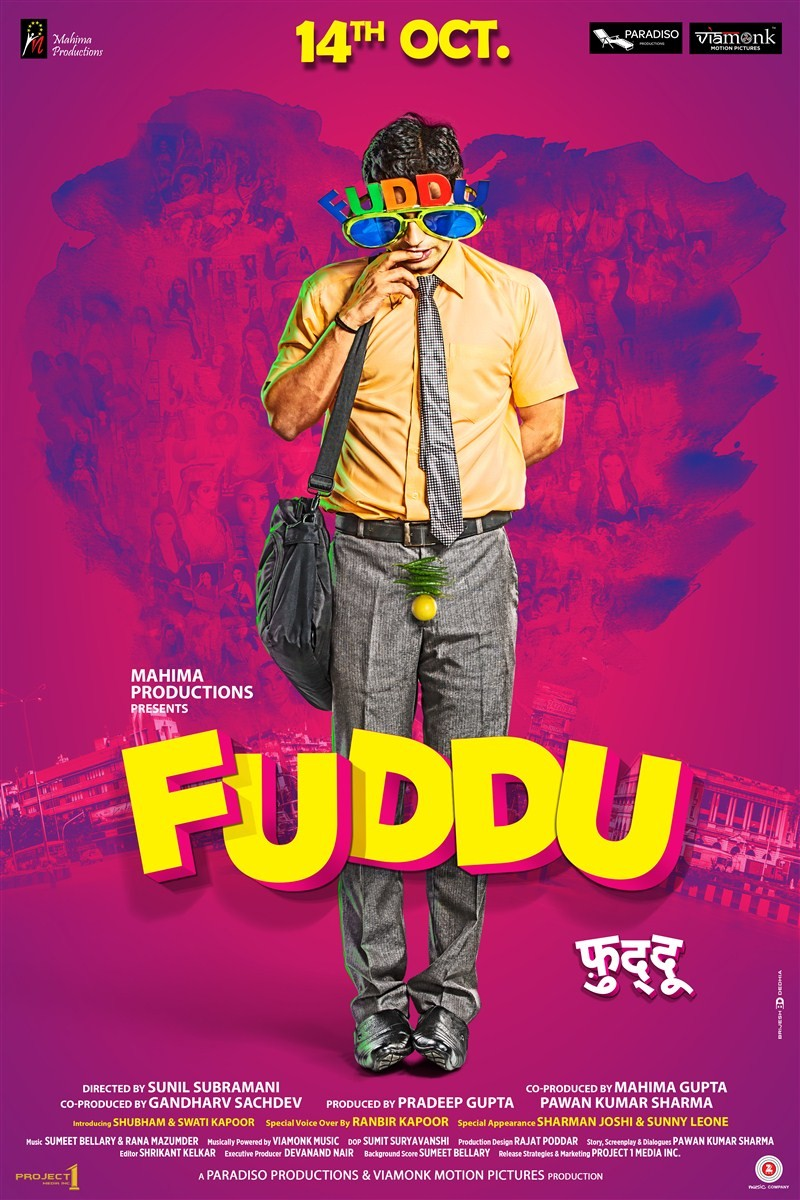 Fuddhu,Fuddhu movie poster,Fuddhu poster,Fuddhu first look,Fuddhu first look poster,bollywood movie FUDDU,FUDDU,Fuddhu movie pics,Fuddhu movie images,Fuddhu movie stills,Fuddhu movie pictures
