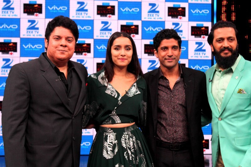 Farhan Akhtar,Riteish Deshmukh,Shraddha Kapoor,Yaaron Ki Baraat
