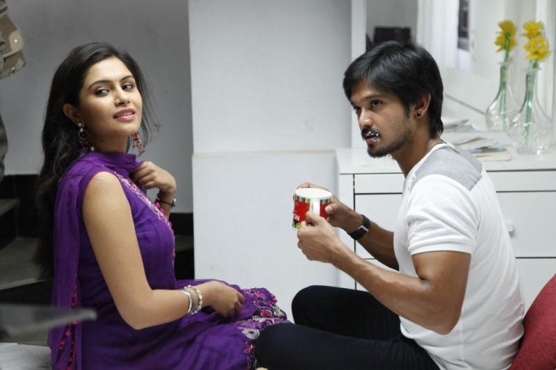 Narathan,tamil movie Narathan,Narathan movie stills,Narathan movie pics,Nakul,Nikesha Patel,actress Nikesha Patel,actor Nakul