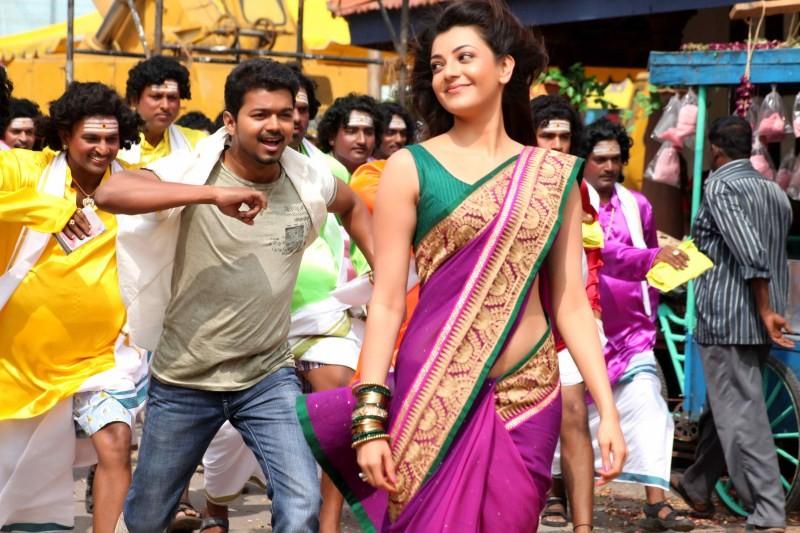 Zilla,telugu movie Zilla,jilla remake,jilla remake zilla,Vijay,Kajal Aggarwal,Mohanlal,zilla movie stills,zilla movie pics,zilla movie photos