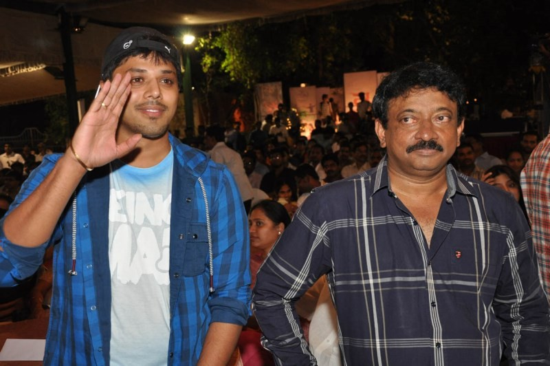 365 Days Audio Launch,365 Days,telugu movie 365 Days,Ram Gopal Varma,Nandu,Anaika Soti,Charmi Kaur,365 Days audio launch pics,Director Ram Gopal Varma