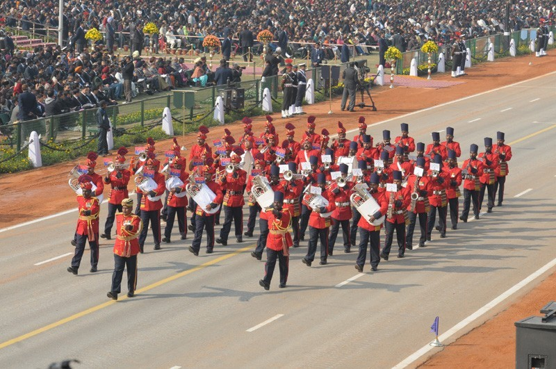 India's 63rd Republic Day