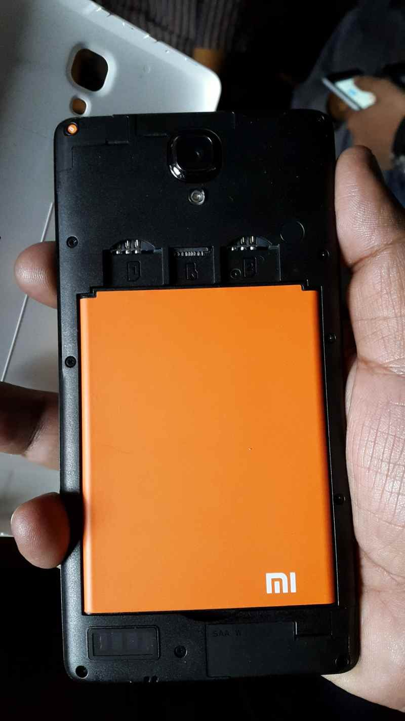 Redmi Note Built-3