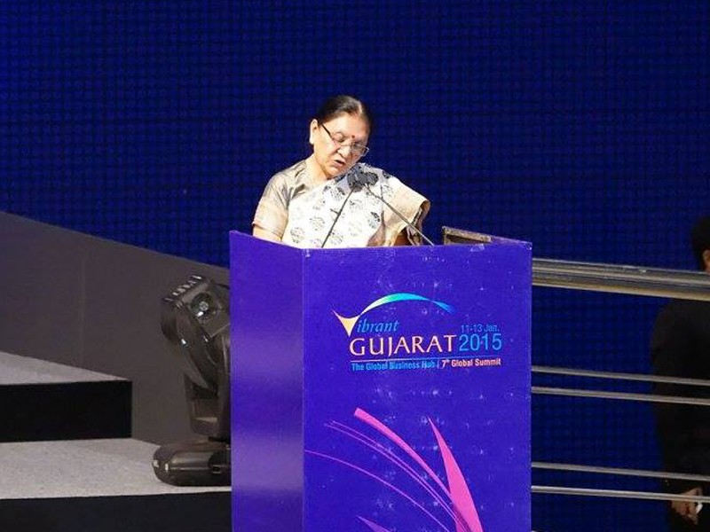 Vibrant Gujarat Summit  2015