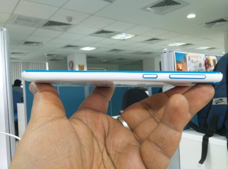 HTC Desire 820S Bezel View
