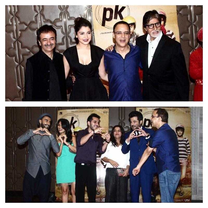 'PK' Success Party