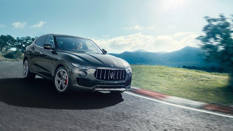 Maserati Levante, Maserati Levante India, Maserati Levante Bengaluru, Maserati Levante price