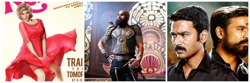 Will Karthi's Kashmora, Dhanush's Kodi beat Sivakarthikeyan's Remo?
