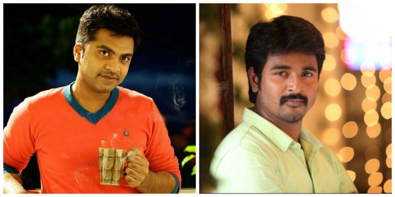 Simbu extends his support to Sivakarthikeyan
