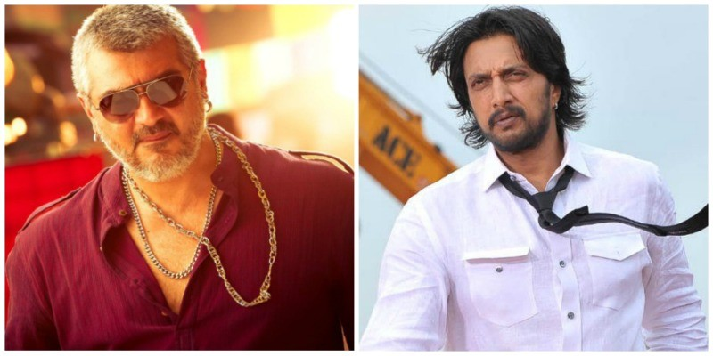 Sudeep is not the villain Ajith's Thala 57