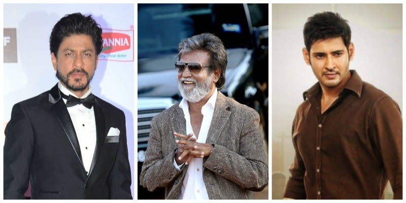 Will Rajinikanth, Shah Rukh Khan, Mahesh Babu join hands with BJP?