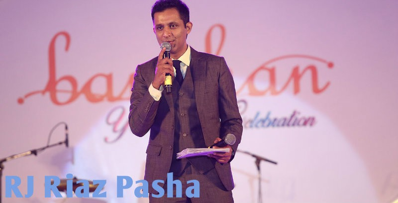 RJ Riaz Pasha in Bigg Boss Kannada 5