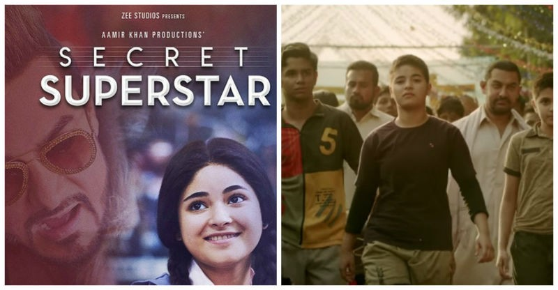 Aamir Khan's Secret Superstar gets strong response at Chinese Box Office